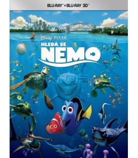 Hledá se Nemo (Finding Nemo) 2 Blu-ray  3D+2D