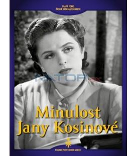 Minulost Jany Kosinové DVD