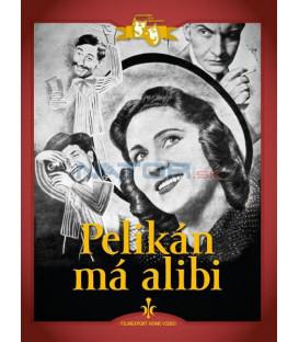 Pelikán má alibi DVD