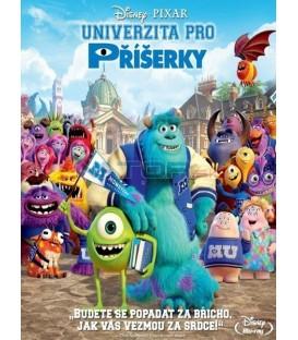UNIVERZITA PRO PŘÍŠERKY 2013 (Monsters University) Příšerky, s.r.o. 2 DVD