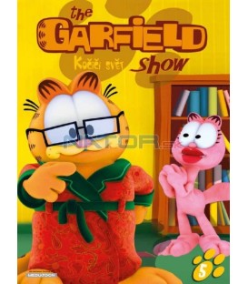 Garfield show 5. - Kočičí svět DVD