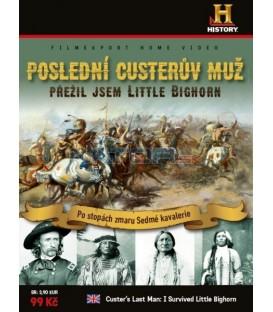 Poslední Custerův muž: Přežil jsem Little Bighorn (Custer's Last Man: I Survived Little Bighorn) DVD