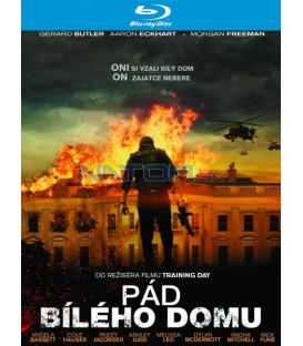 PÁD BÍLÉHO DOMU (Olympus Has Fallen) - Blu-ray