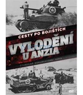 Vylodění u Anzia: Cesty po bojištích 2 – SLIM BOX DVD