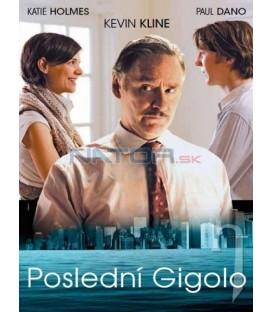 Poslední gigolo (Extra Man) DVD