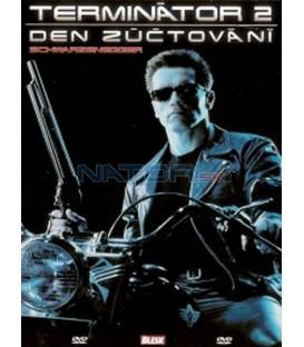 Terminátor 2: Den zúčtování (Terminator 2: Judgment Day) DVD