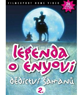 Legenda o Enyovi 2 DVD