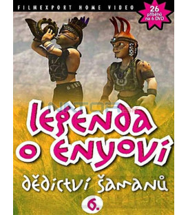 Legenda o Enyovi 6 DVD