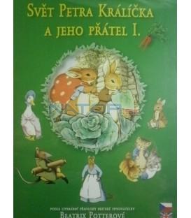 Svět Petra Králíčka a jeho přátel I. DVD