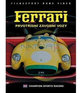 Ferrari - Prvotřídní závodní vozy DVD