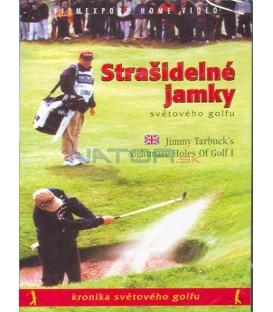 Strašidelné jamky světového golfu DVD