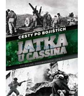 Jatka u Cassina: Cesty po bojištích 3 – SLIM BOX DVD