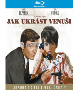 Jak ukrást Venuši (How to Steal a Million) - Blu-ray