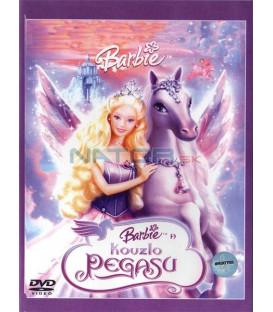Barbie a kouzlo Pegasu (Barbie and the Magic of Pegasus) imitovaná edice s přívěškem DVD
