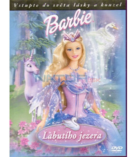 Barbie z Labutího jezera (Barbie of Swan Lake) limitovaná edice s přívěškem DVD