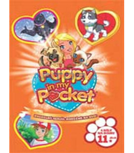 Puppy in my Pocket – 11. DVD (Puppy in my Pocket) – SLIM BOX