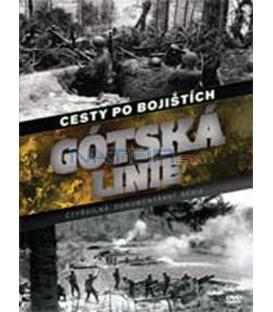 Gótská linie: Cesty po bojištích 4 – SLIM BOX DVD