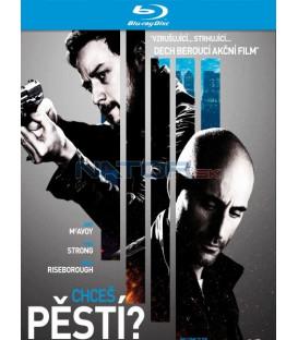 Chceš pěstí? (Welcome to the Punch) - Blu-ray