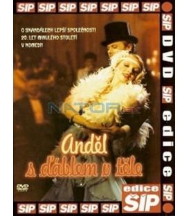 Anděl s ďáblem v těle DVD