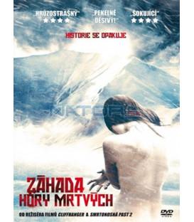 Záhada Hory mrtvých (Dyatlov Pass Incident) DVD