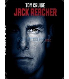 jack reacher: Poslední výstřel (jack reacher) - Blu-Ray steelbook