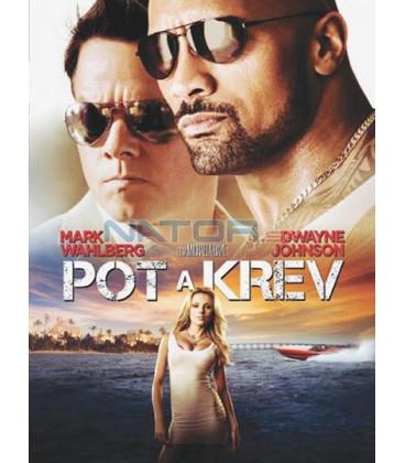 Pot a krev (Pain and Gain) DVD