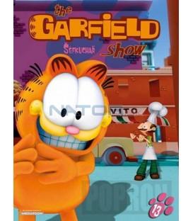 Garfield show 13. - šéfkuchař DVD