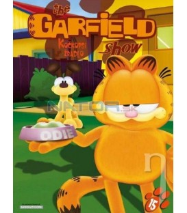 Garfield show 15. - Kočkopsi žrádlo DVD