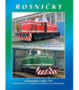 Historie železnic - ROSNIČKY