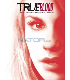 True Blood - Pravá krev 5. série 5DVD  (True Blood Season 5) DVD