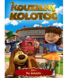Kúzelný kolotoč DVD 1 - Psí detektív (The Magic Roundabout) DVD