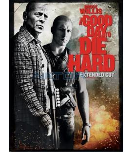 Smrtonosná past 5 : Opět v akci (A Good Day to Die Hard) 2013 - Blu-Ray STEELBOOK