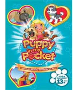 Puppy in my Pocket – 13. DVD (Puppy in my Pocket) – SLIM BOX