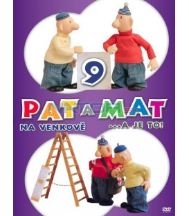 Pat a Mat 9 - Na venkově DVD