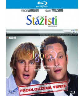 Stážisti (The Internshi) - Blu-Ray