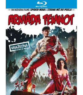 Armáda temnot (Army of Darkness) - Blu-ray