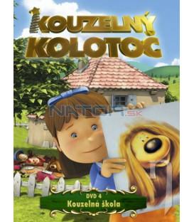 Kúzelný kolotoč DVD 4 - Kouzelná škola (The Magic Roundabout) DVD
