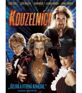 KOUZELNÍCI (The Incredible Burt Wonderstone) DVD