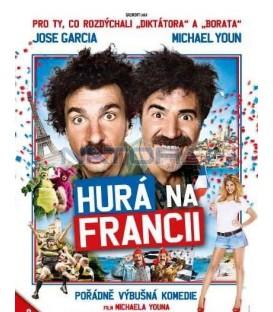 Hurá na Francii (Vive la France) DVD