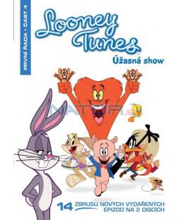 Looney Tunes: Úžasná show 4.část 2DVD (Looney Tunes: There Goes the Neighborhood Season 1, Part 2)