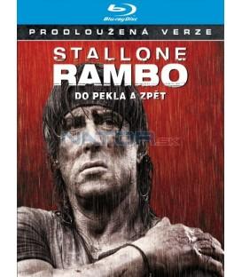 Rambo: Do pekla a zpět (Rambo ) - prodloužená verze (Blu-ray + DVD bonus)