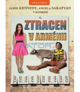 ZTRACEN V ARMÉNII (Lost and Found in Armenia) DVD