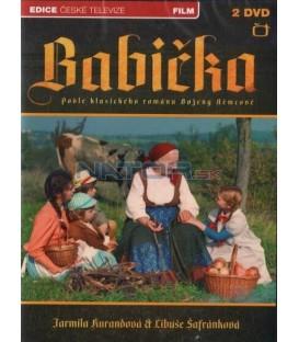 Babička (Jarmila Kurandová) (1971) - 2xDVD (2 díly)