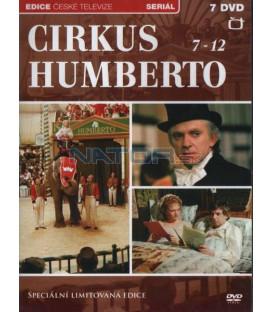 Cirkus Humberto - 13xDVD (12 dílů)