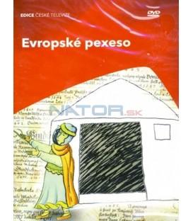 EVROPSKE PEXESO DVD
