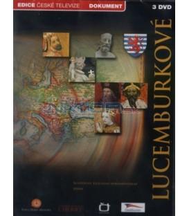 Lucemburkové - 3xDVD (6 dílů)