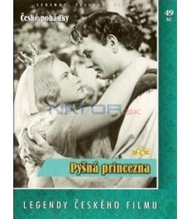 Pyšná princezna DVD