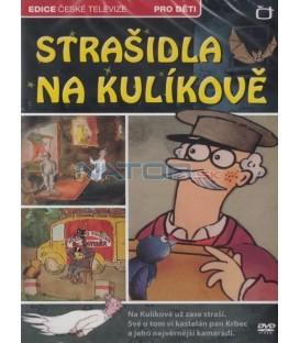 Strašidla na Kulíkově (DVD) (tv seriál) - 13 dílů