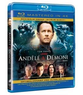 Andělé a démoni (Angels & Demons)  (4 K MASTERED) BLU-RAY