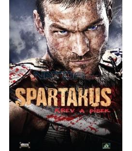 Spartakus: Krev a písek (Spartacus: Blood and Sand) 5 X DVD